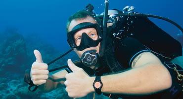 10 dicas para tornar o seu mergulho mais tranquilo