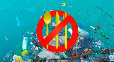 Como seu consumo de plástico afeta os oceanos?