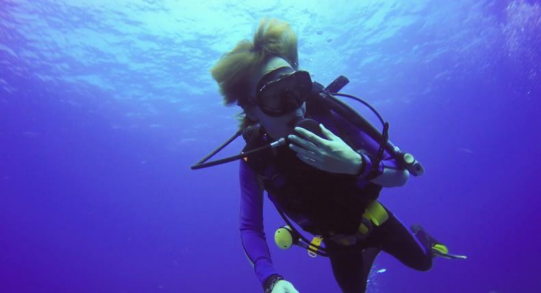 10 vantagens em trabalhar com mergulho