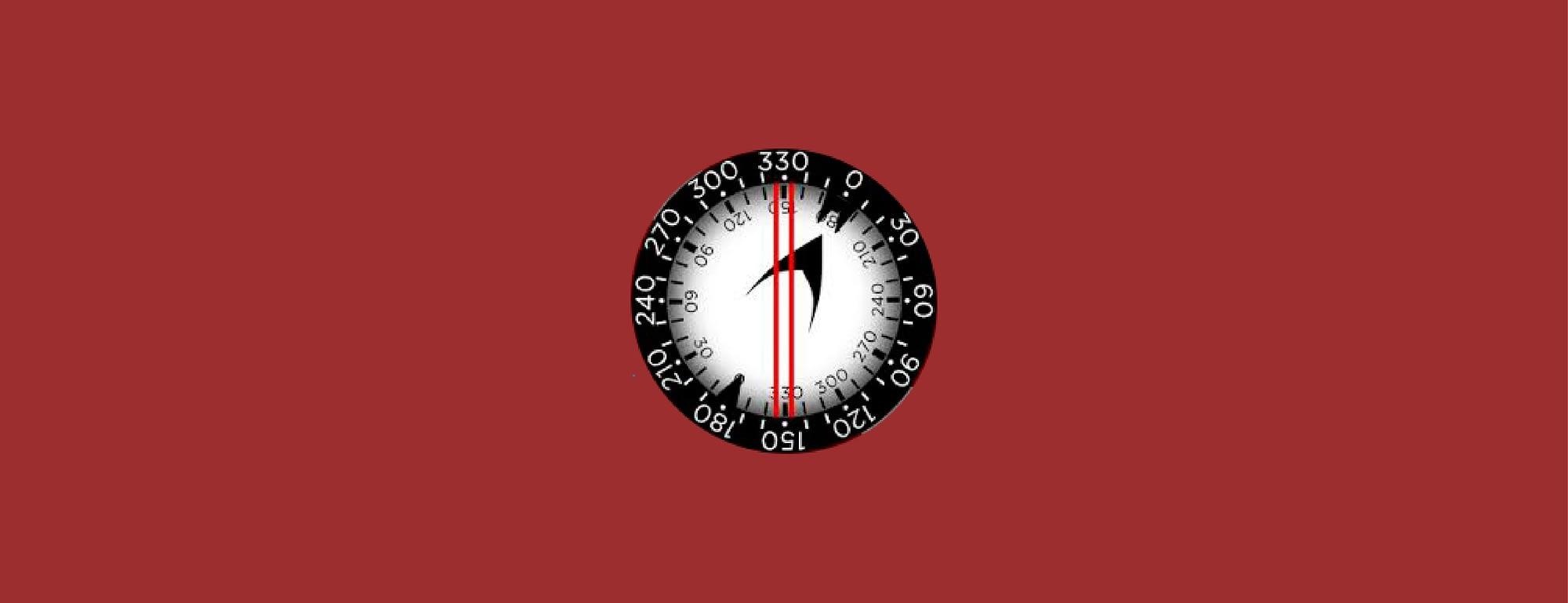 Dive Compass app