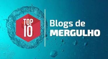TOP 10 Blogs de Mergulho