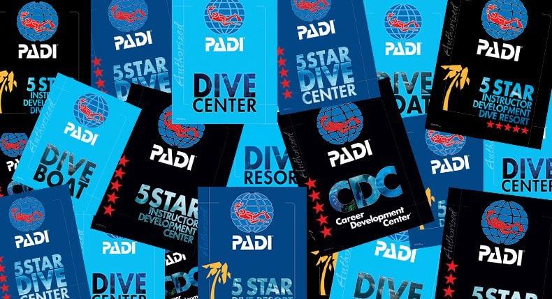 Níveis de Dive Center PADI : você sabe a diferença entre eles?