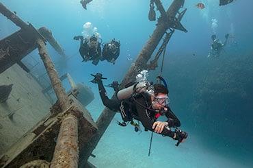 Master Scuba Diver Instructor