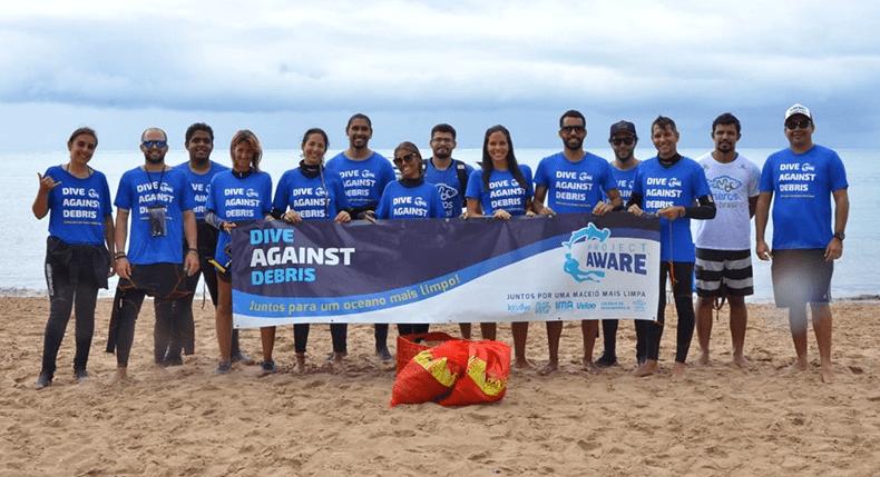Dive Against Debris Maceió