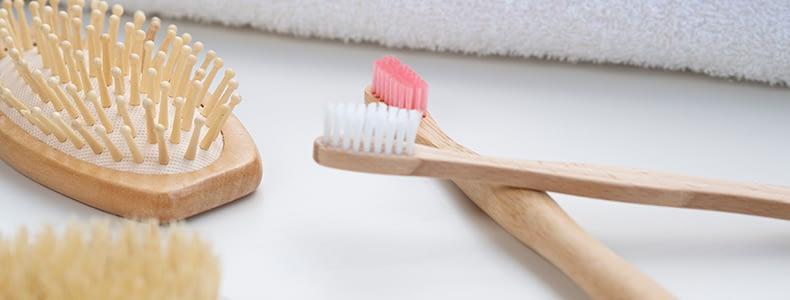 Higiene pessoal sustentável