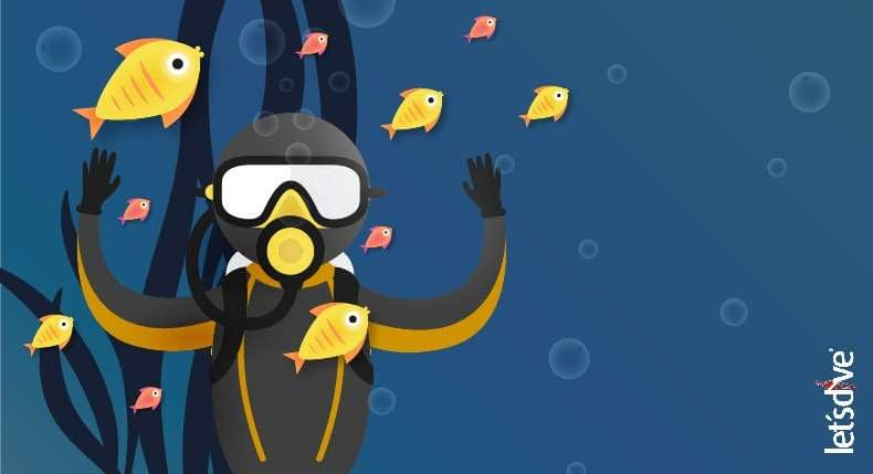 Conheça 4 benefícios do mergulho para sua saúde