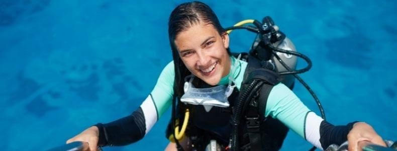salário de instrutor de mergulho