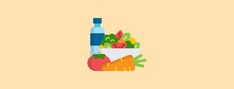 Tenha uma alimentação saudável