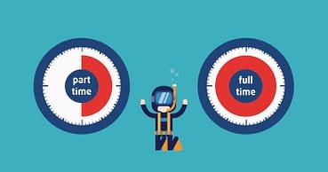 Instrutor de mergulho: trabalhar part time ou full time?