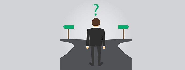 Possibilidades ao mudar de carreira