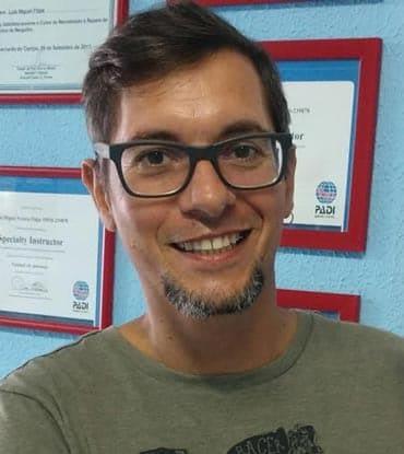 Luis Miguel - PADI Master Instructor