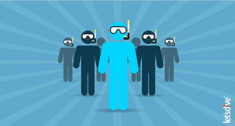 8 Macetes incríveis para você se destacar e conseguir emprego como instrutor de mergulho (você não pode ignorar o #4)