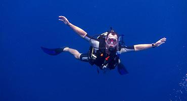 Como ser contratado como instrutor de mergulho no nordeste?