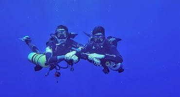 7 cursos que vão alavancar sua carreira de Instrutor de Mergulho