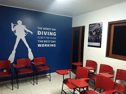 Let's Dive Escola de Mergulho