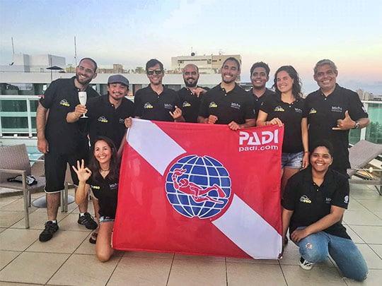 IDC PADI em Maceió