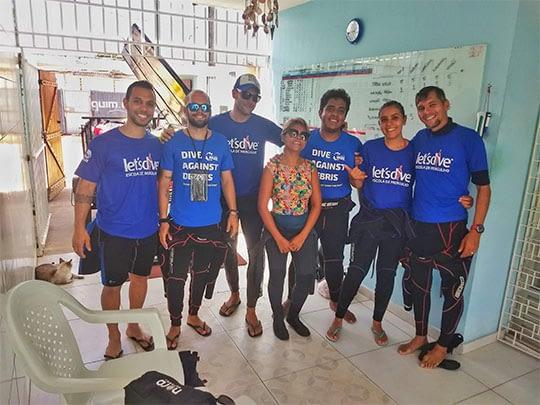 Curso de Instrutor de Mergulho em Maceió
