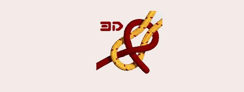 3D Knots app