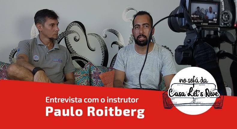 Entrevista Paulo Roitberg